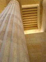 Columna galería de entrada [Fuente: Passion Ègyptienne]