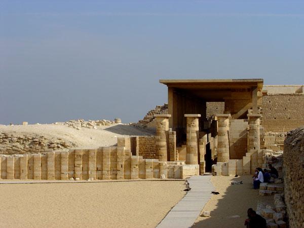 Sala hipóstila Djoser