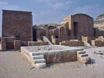 Estrado patio Heb-Sed Djoser