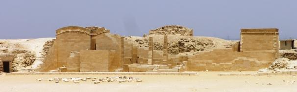 Pabellón real del complejo de Djoser