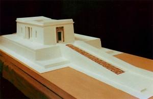Reconstrucción del Kom el Samak, Malkata, Amenhotep III, arquitectura antiguo Egipto, Sandra Pajares, Bajo las arenas de Kemet