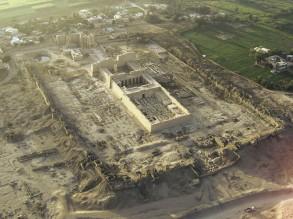 Medinet Habu, el templo clásico del antiguo Egipto