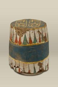 Sello de una jarra cerámica con los nombres de Amenhotep III, descubierto en Malkata, arquitectura antiguo Egipto, Sandra Pajares, Bajo las arenas de Kemet