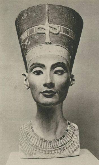 Descubrimiento de Nefertiti, Borchardt, antiguo Egipto, Bajo las arenas de Kemet