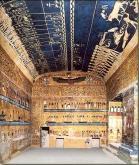 KV 17, tumba Seti I [Bajo las arenas de Kemet]