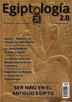Egiptología 20, Bajo las arenas de Kemet, Sandra Pajares