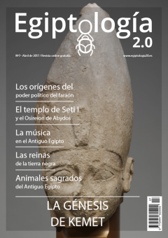 Revista Egiptología 2.0, n.7, El templo de Seti I y el Osireion de Abydos, arquitectura antiguo Egipto